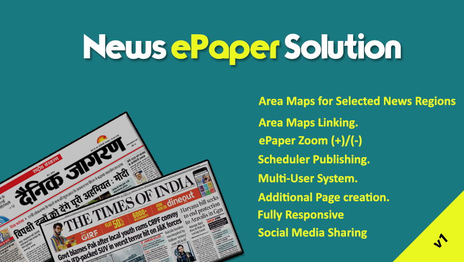 Newspage ePaper Development Service
