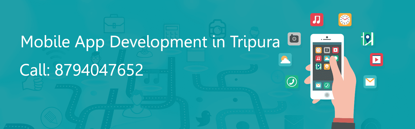 Best Mobile App Development Company in Agartala Tripura