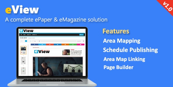 Online ePaper and eMagazine