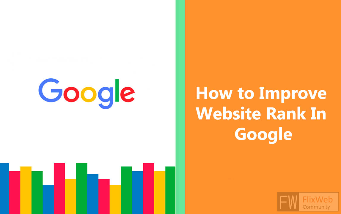 How to Improve Website Rank In Google
