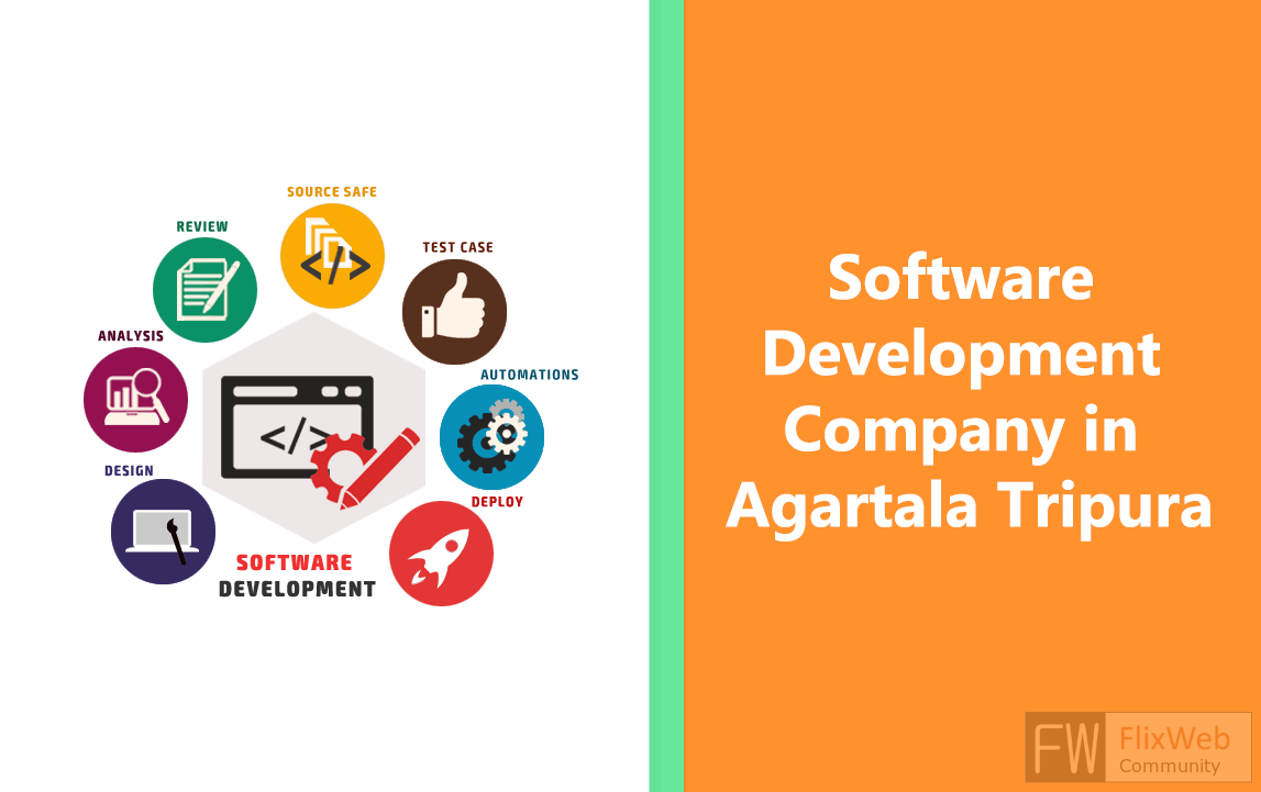 Software Development Company in Agartala Tripura