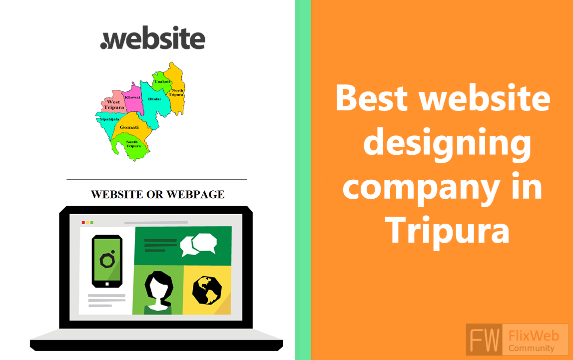 Website Design Company in Tripura