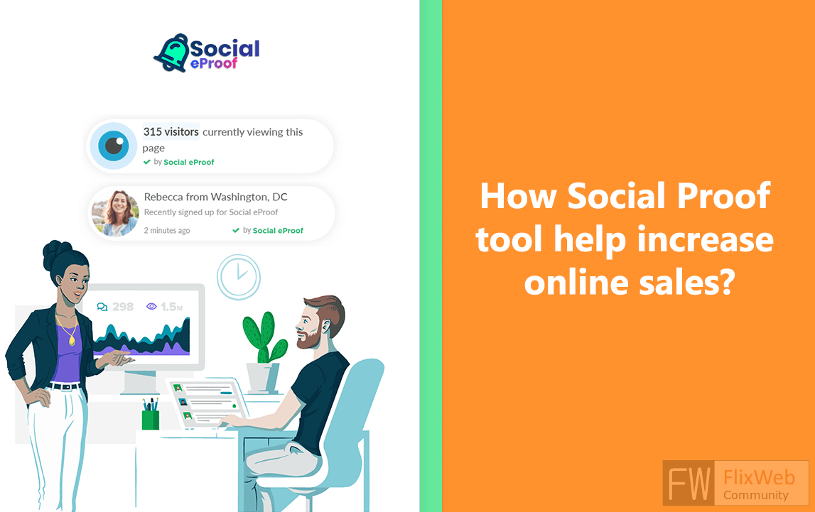 How to help Social Proof Tool to increase your online sales
