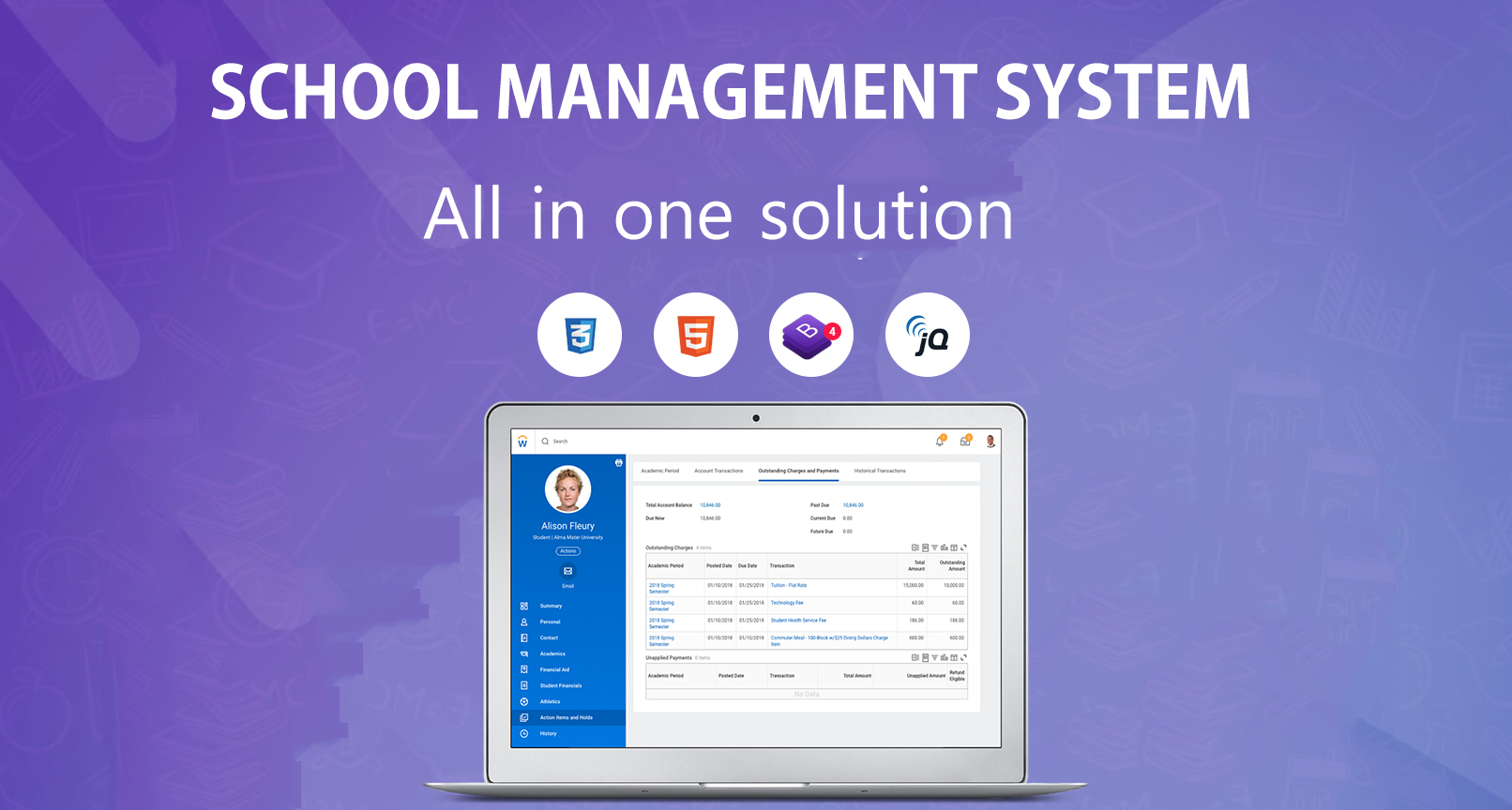 Perfect School Manage System